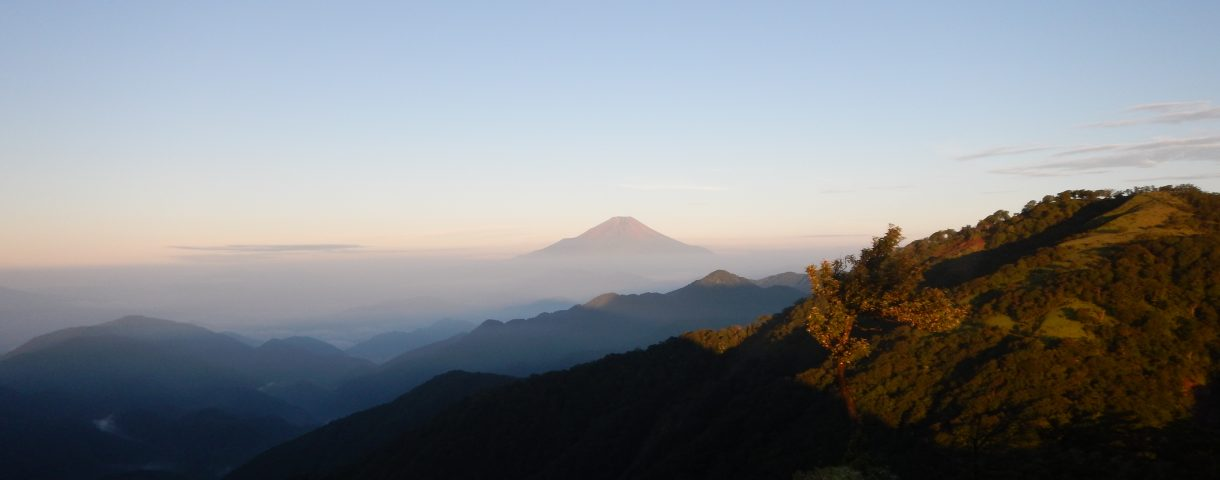 Prefectural Peak Hunting 3: 蛭ヶ岳