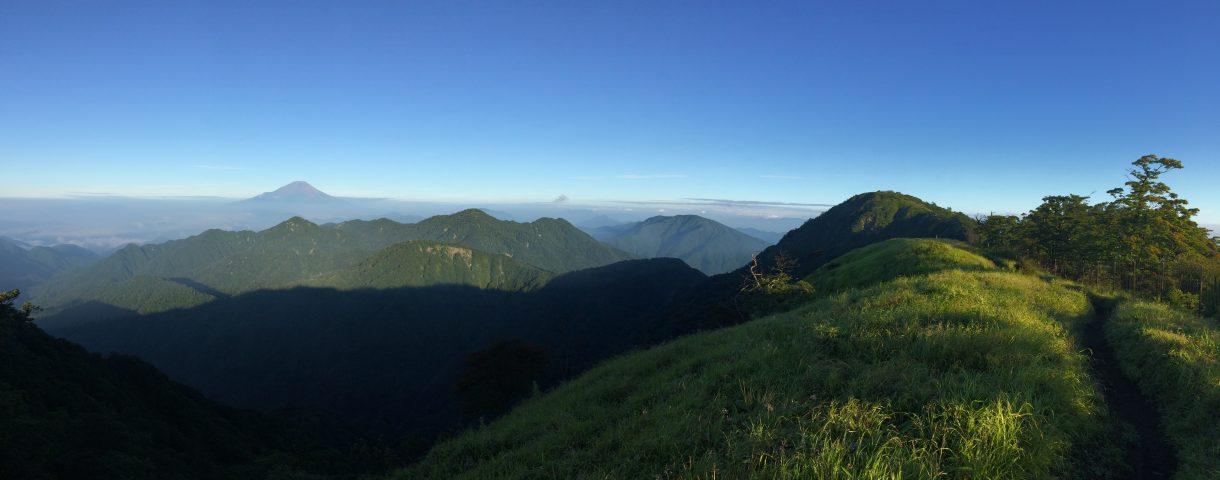 Prefectural Peak Hunting 3: 蛭ヶ岳
