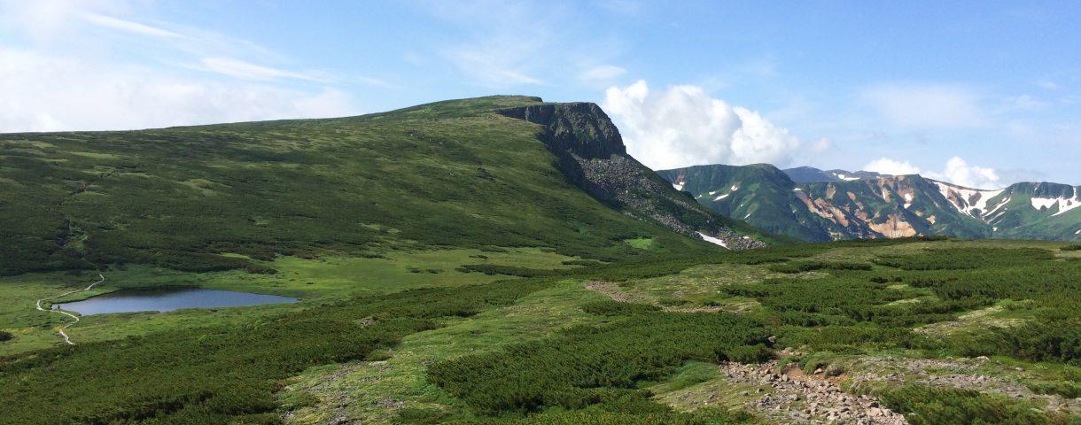 Prefectural Peak Hunting 4: 大雪山(2日目)