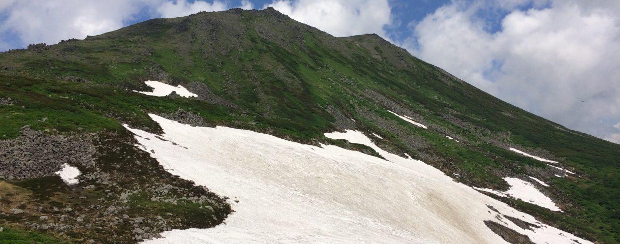 Prefectural Peak Hunting 4: 大雪山(3日目)
