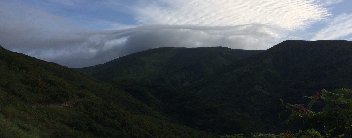 山形放浪記其の一: 出羽三山を巡って。