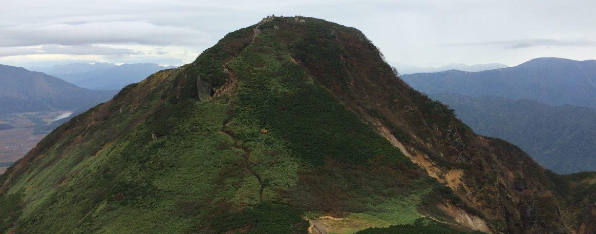 Prefectural Peak Hunting 23: 燧ケ岳