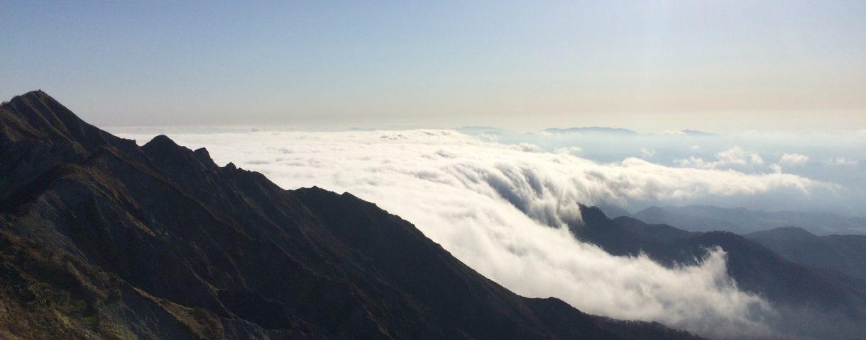 Prefectural Peak Hunting 30: 伯耆大山