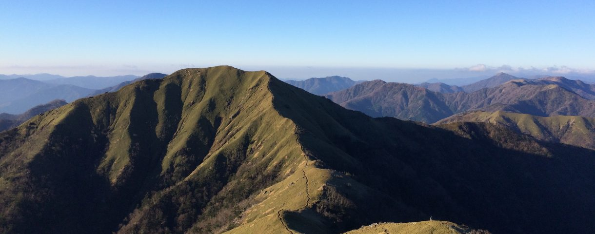 Prefectural Peak Hunting 33: 剣山