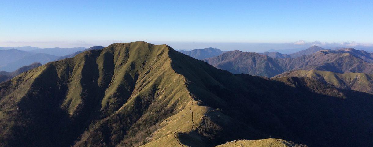 Prefectural Peak Hunting 33: 剣山