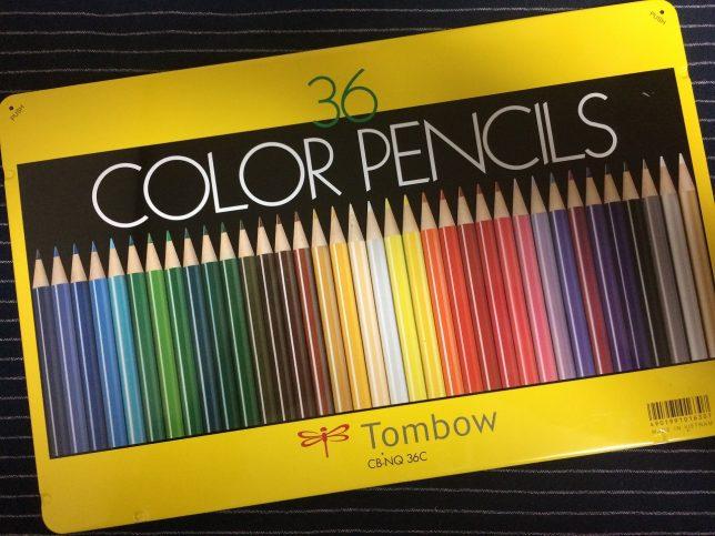 色鉛筆セット