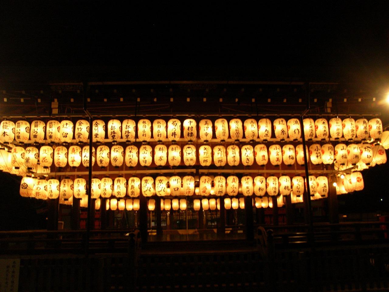 八坂神社2007