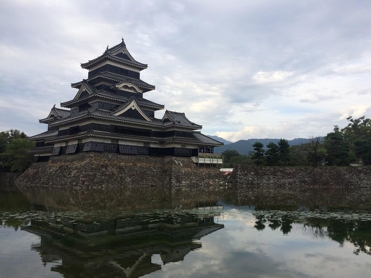 THE松本城