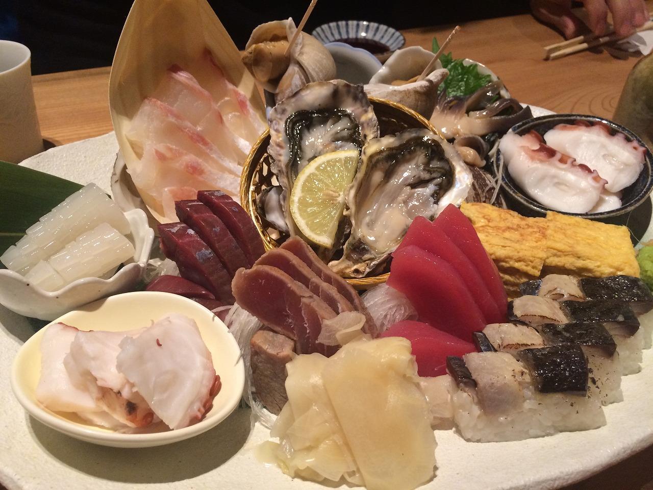 魚介パラダイス
