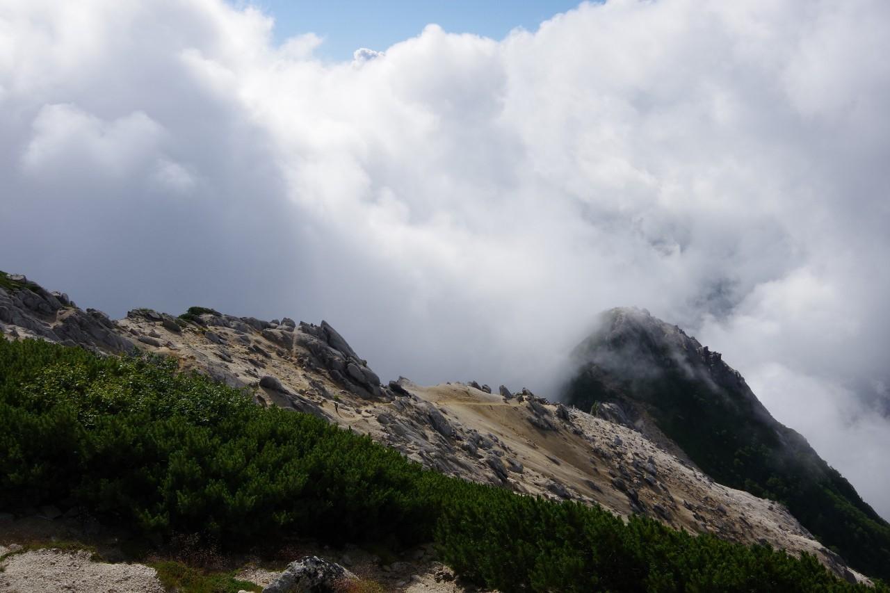 ものすごい雲