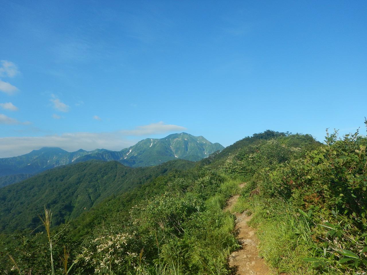 駒ヶ岳はまだ遠い