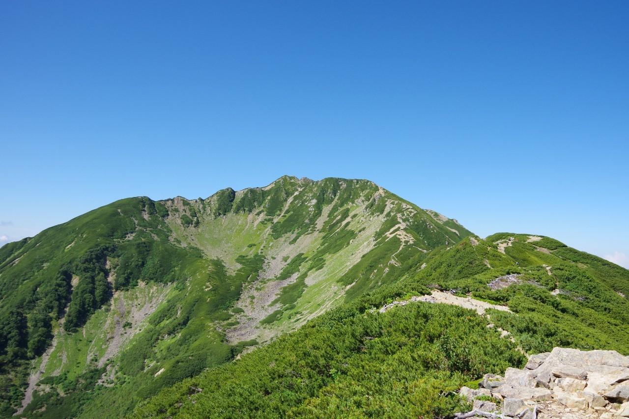 THE仙丈ヶ岳