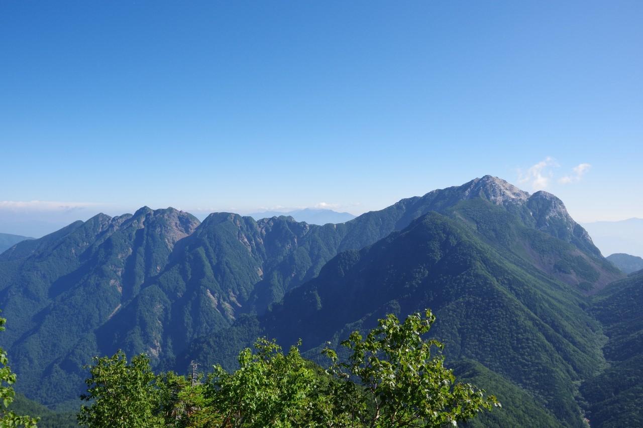 THE甲斐駒ヶ岳