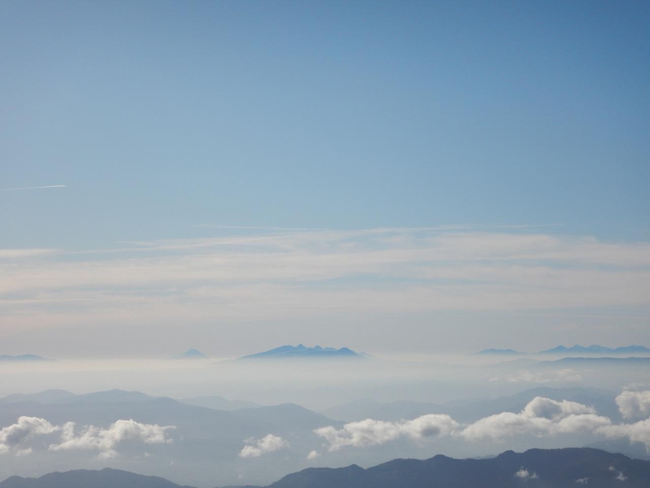 富士山&八ヶ岳&南アルプス