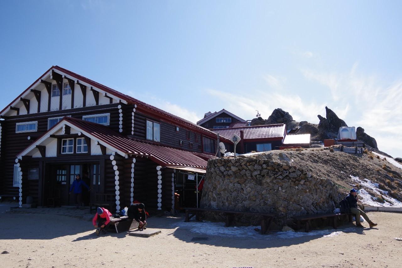 THE燕山荘