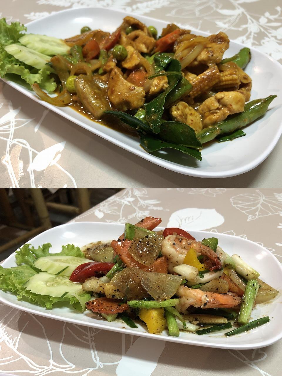 ジャングルキッチン料理