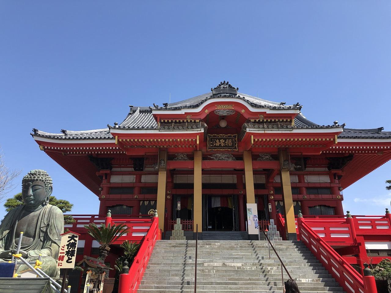 銚子の圓福寺
