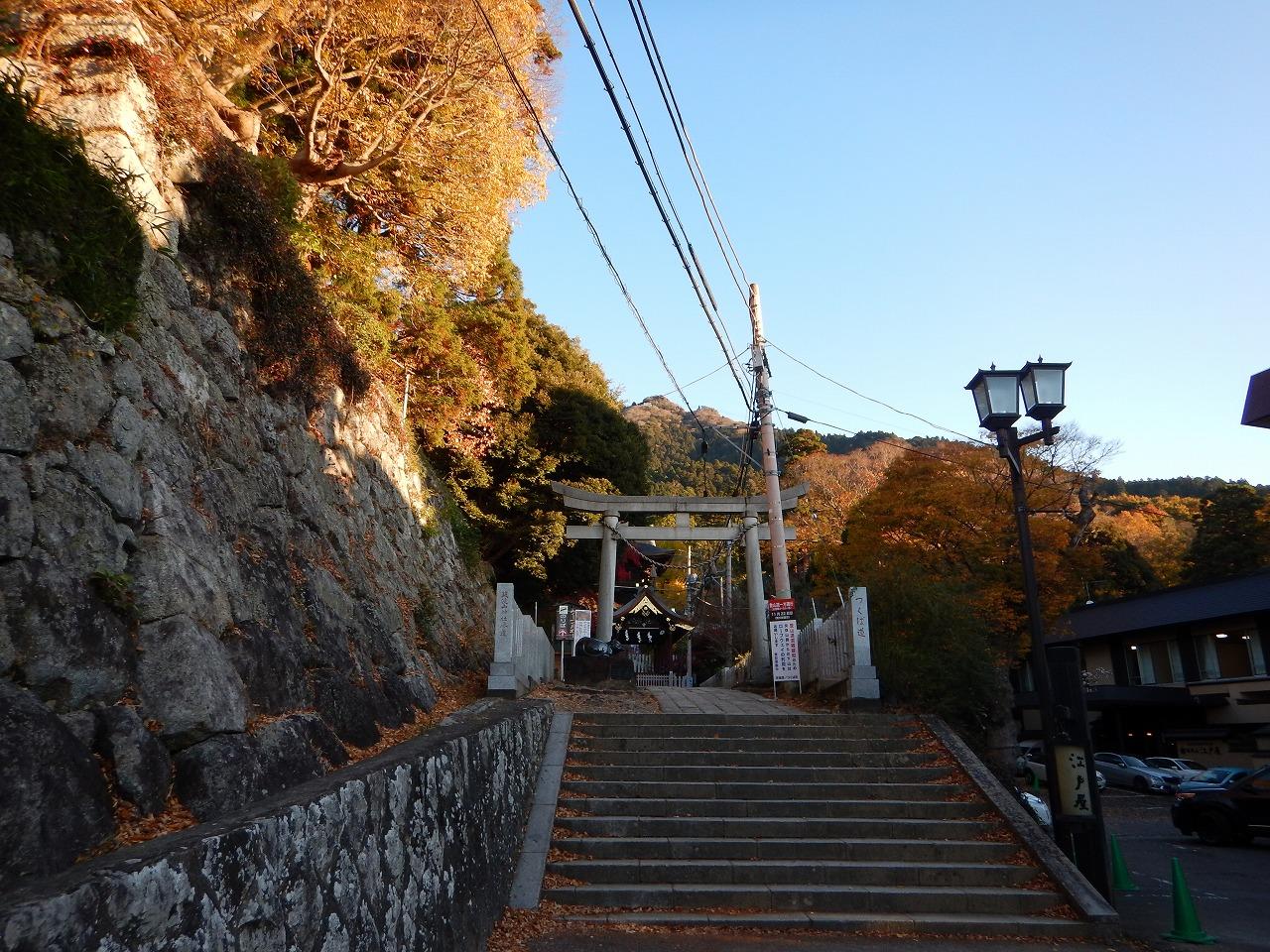 筑波山神社前