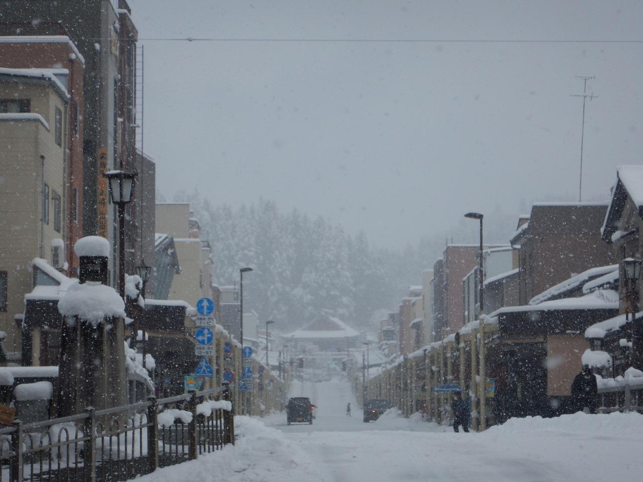 1月1日の風景