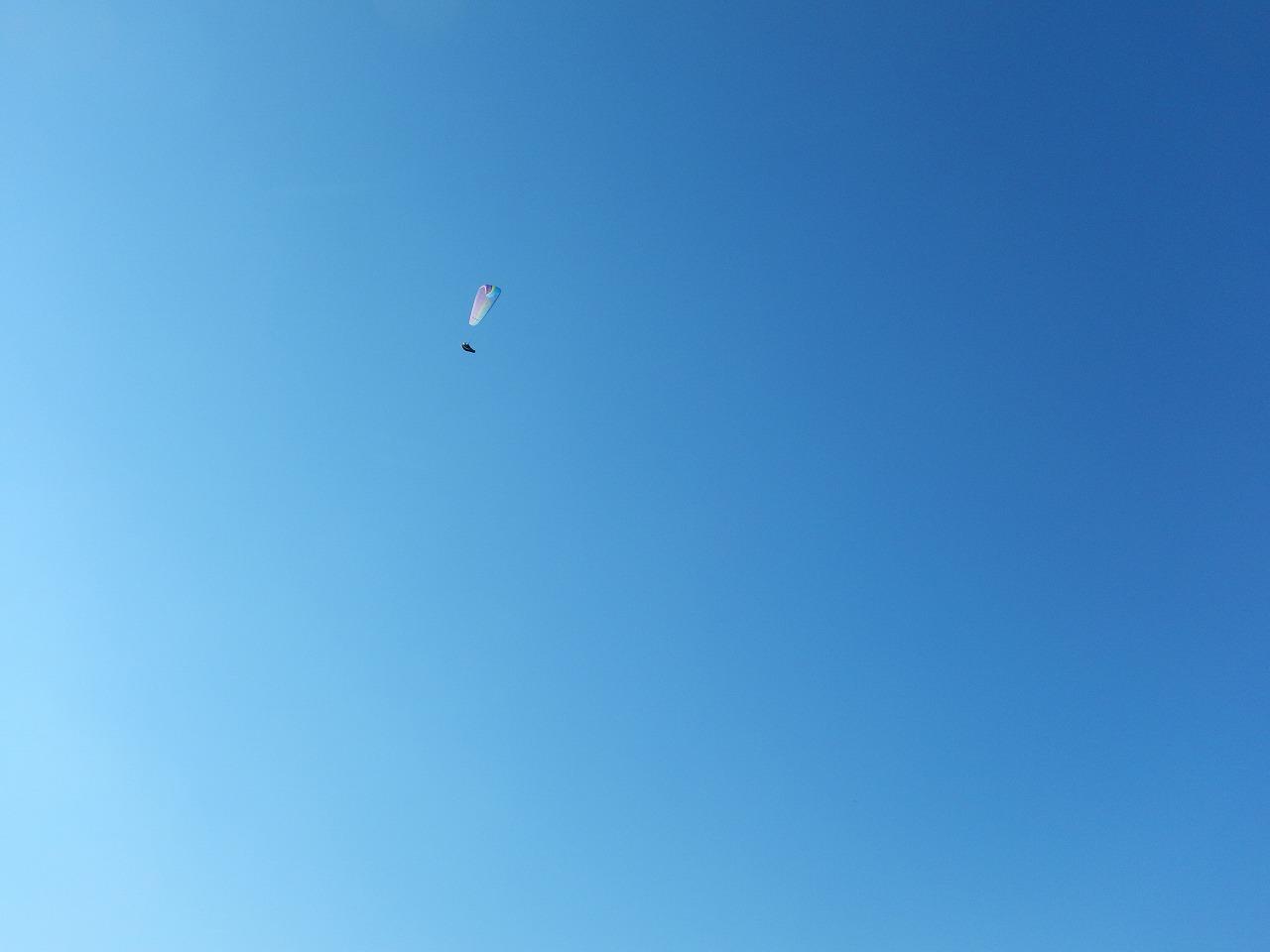 THEパラグライダー