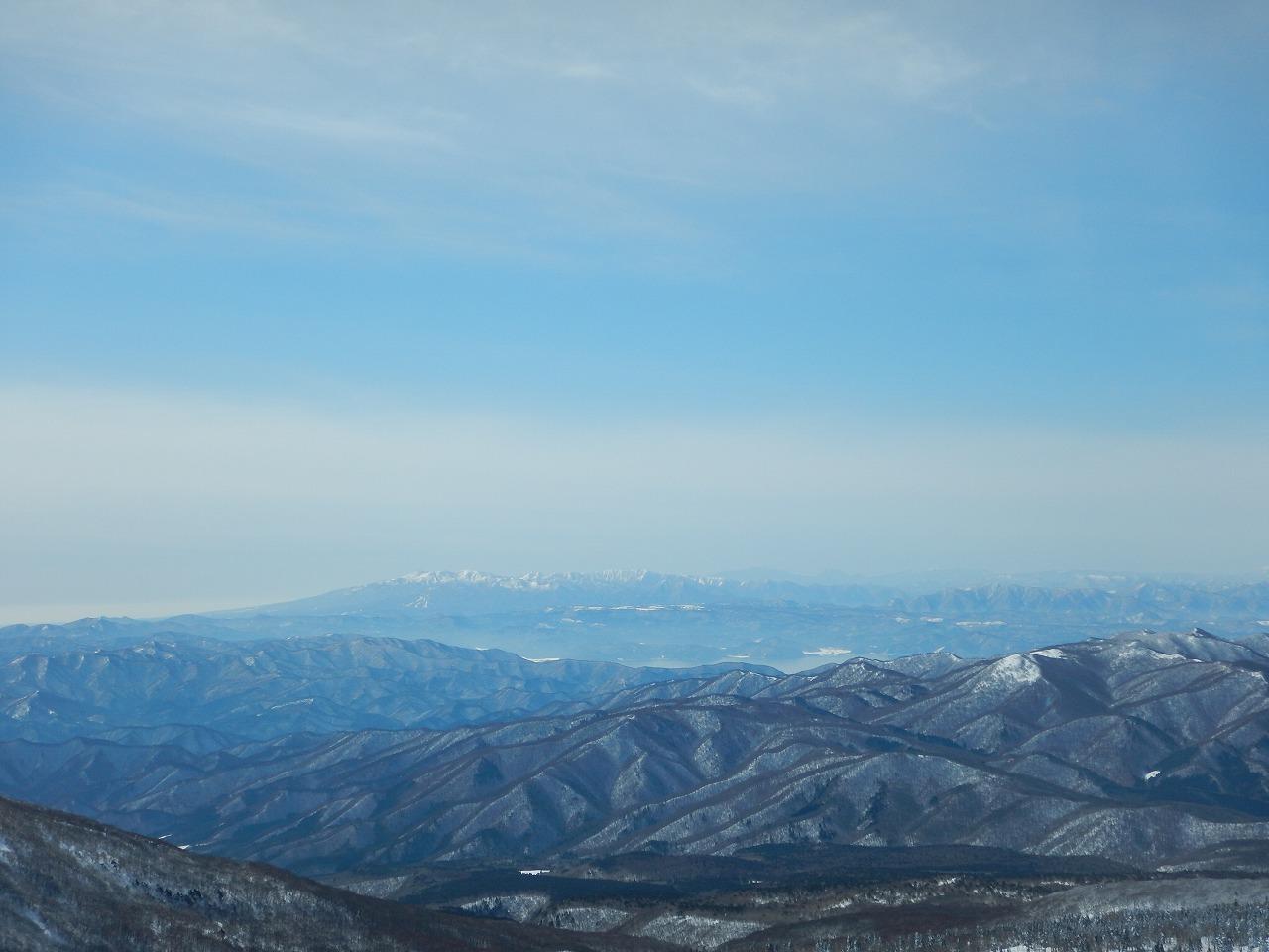 こちらは那須岳