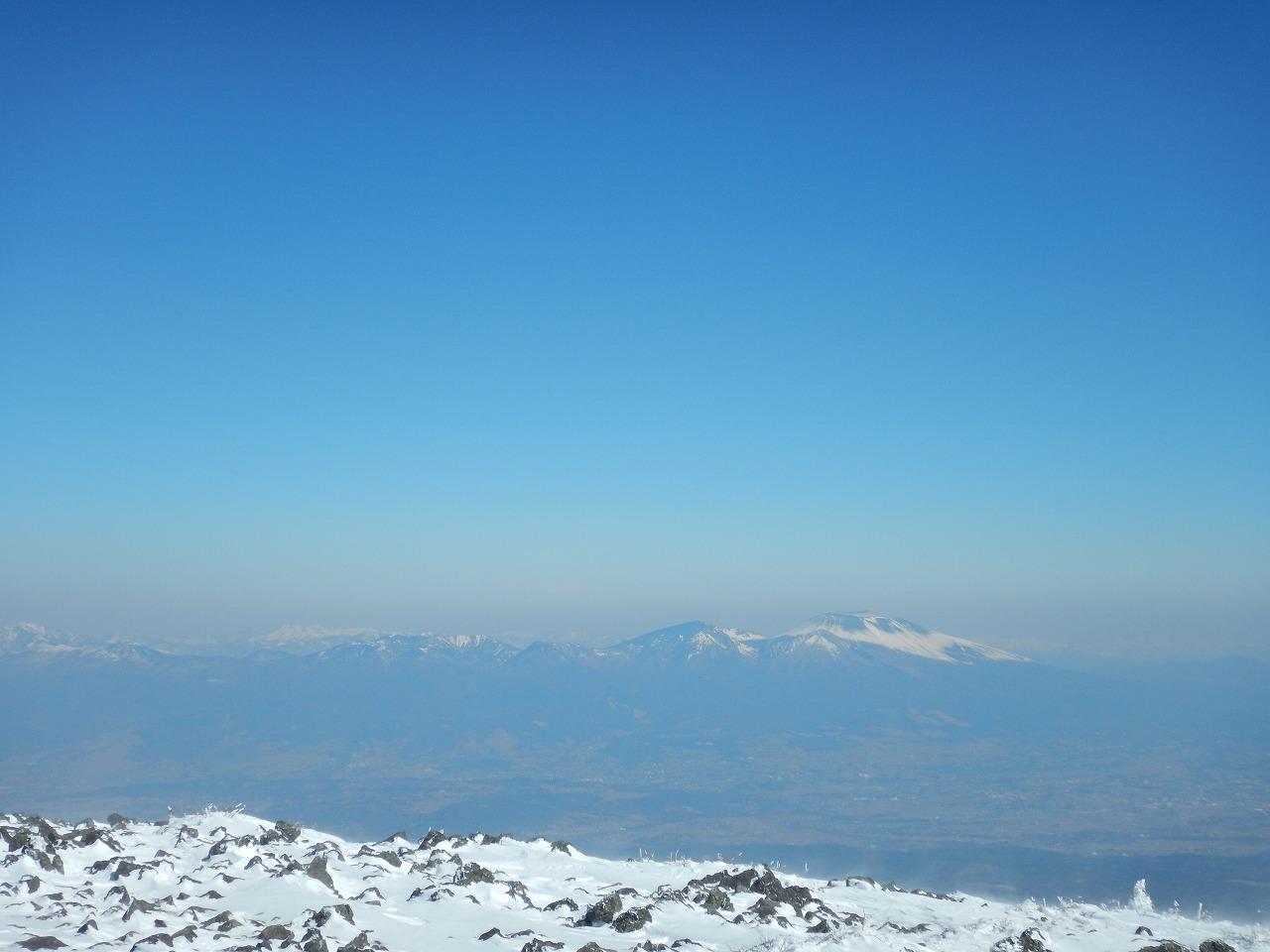 こちらは浅間山