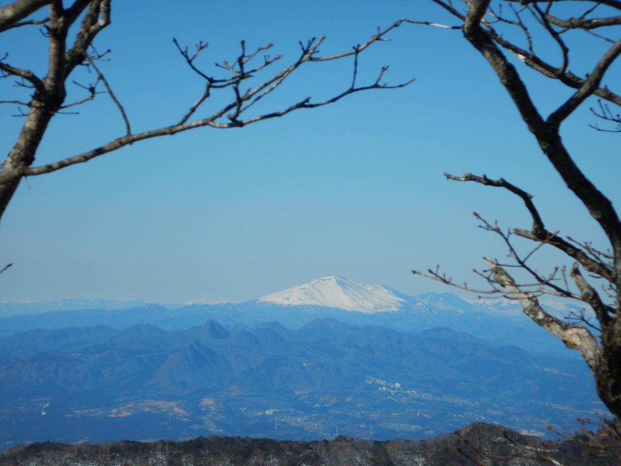 浅間山も目の前に