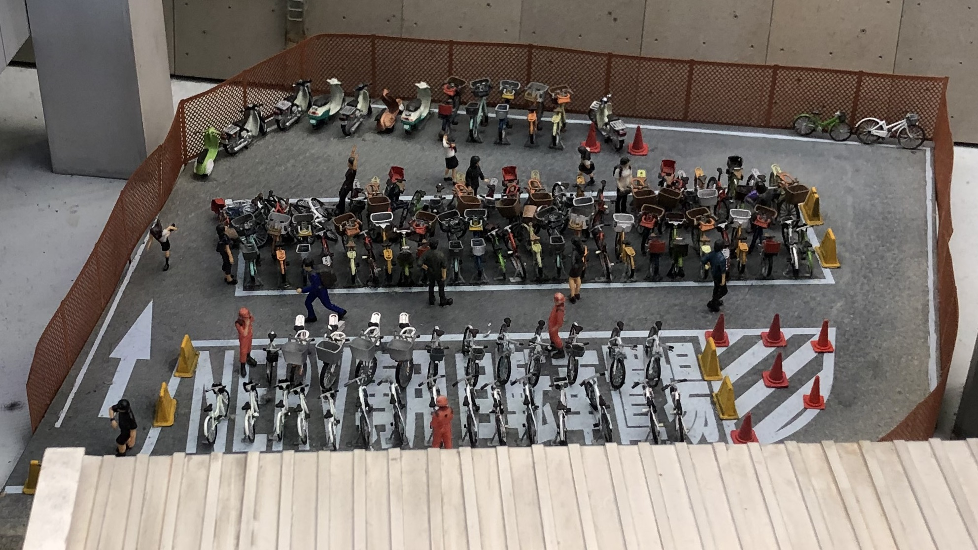 NERVの自転車置き場!