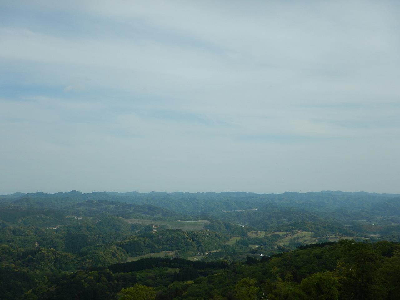 マザー牧場からの景観