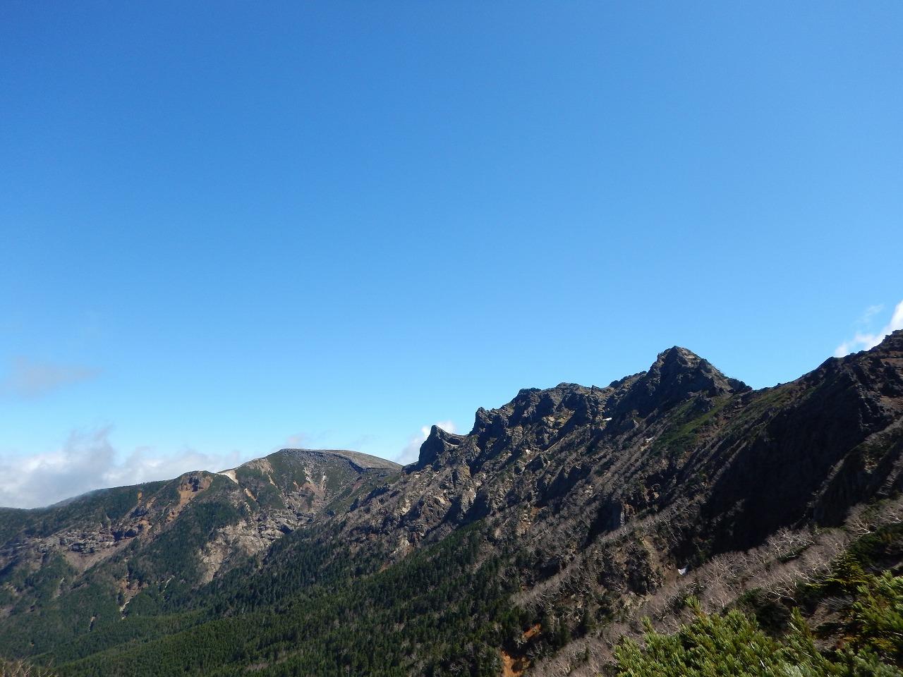 硫黄岳+横岳