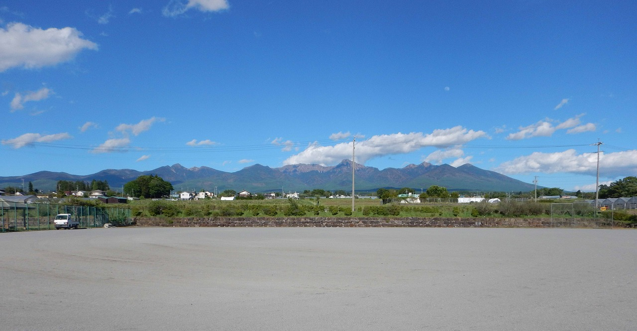 THE八ヶ岳連峰!