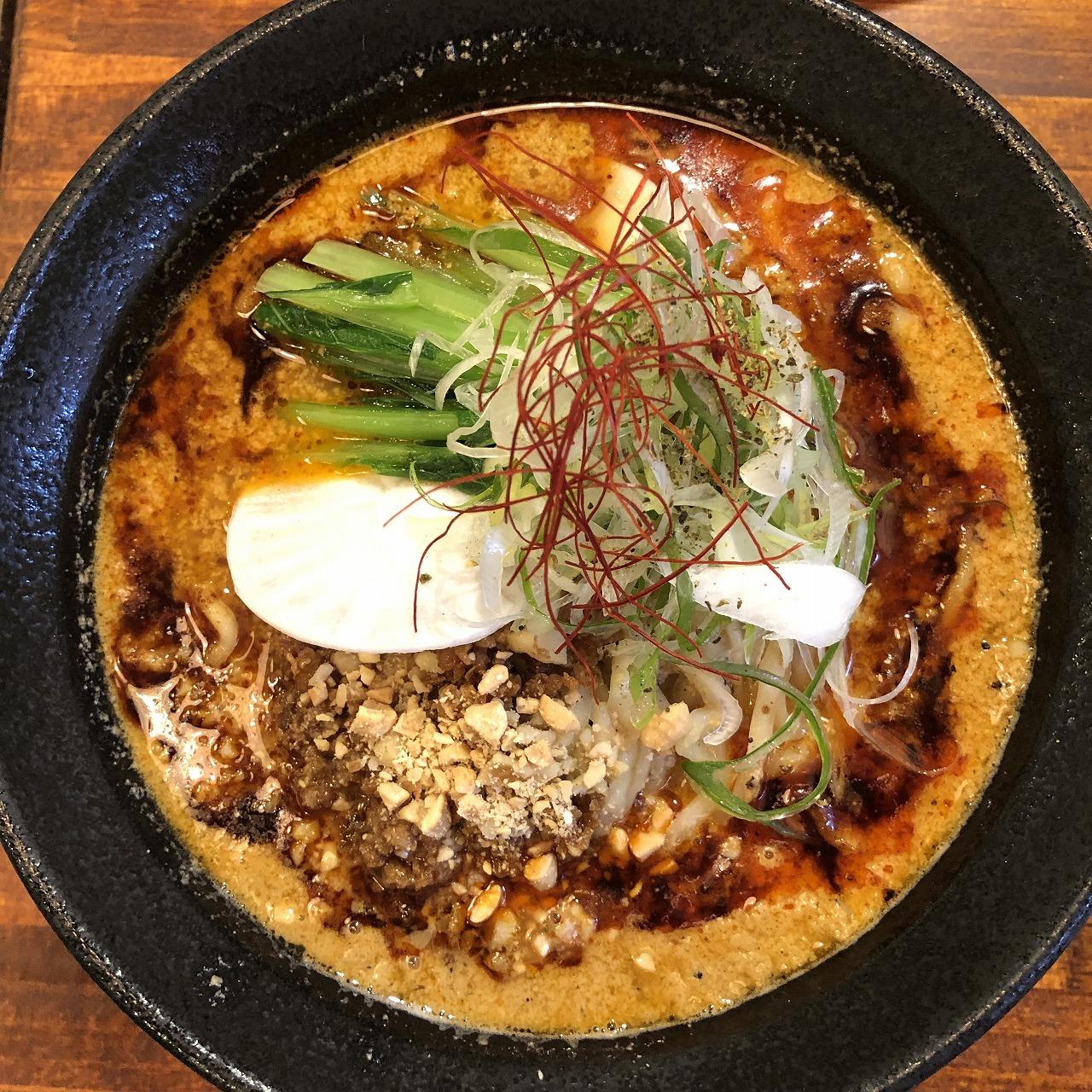 AKIBAの担々麺