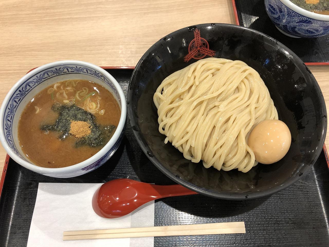 ひっさびさの三田製麺所